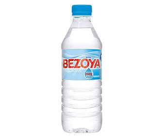 Bezoya Agua mineral natural 50 cl