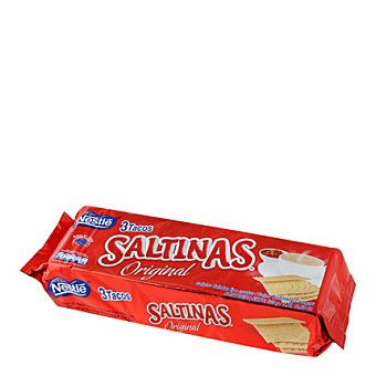 Nestlé Galletas saltinas original 3 tacos 315 g