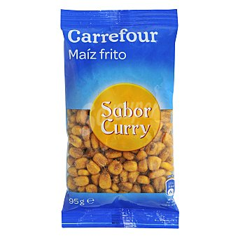 Carrefour Maiz frito al curry 95 g