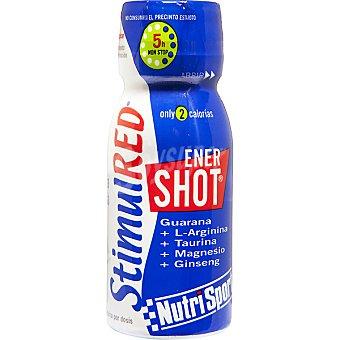 NUTRISPORT bebida energética Stimulred Ener Shot botella 60 ml