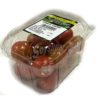 Tomate cherry 1 bandeja de 250 grs
