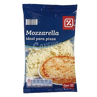 DIA Queso rallado mozzarella Bolsa 200 gr