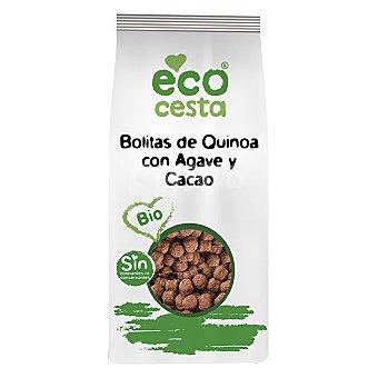 Ecocesta Cereales de quinoa con agave y cacao 300 G 300 g