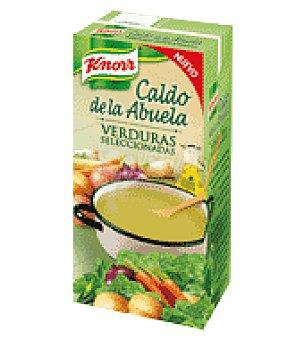 Knorr Caldo liquido de verduras 1 l