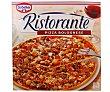 Pizza bolognese ultracongelada Estuche 375 g Ristorante Dr. Oetker