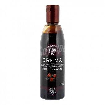 Carandini Vinagre balsámico de módena con frutos del bosque 250 ml 250 ml