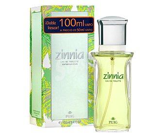 Zinnia Colonia para mujer 50 ml