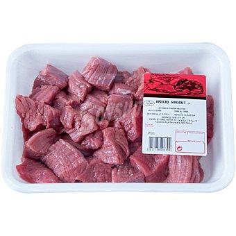 PASSION MEAT Añojo carne magra troceada (ragout) peso aproximado Bandeja 500 g