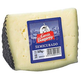 GARCIA BAQUERO queso semicurado cuña 325 g