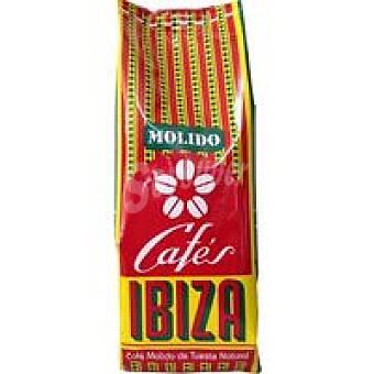 Cafés Ibiza Café molido natural Paquete 250 g