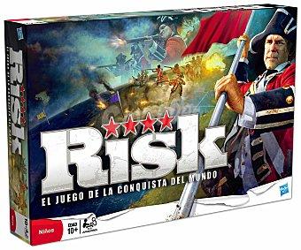 Risk Juego de Mesa de Estrategia, Risk, de 2 a 5 Jugadores hasbro 1 Unidad