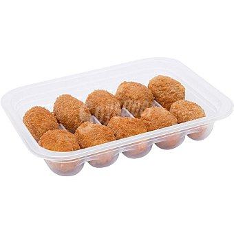 Bo de Debò Croquetas de jamón ibérico 10 unidades Envase 295 g