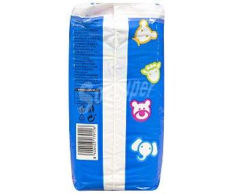 Productos Económicos Alcampo Pañales para niños de 3 a 6 kilos 40 uds