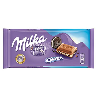 Milka Chocolate con galleta Oreo Tableta 100 g