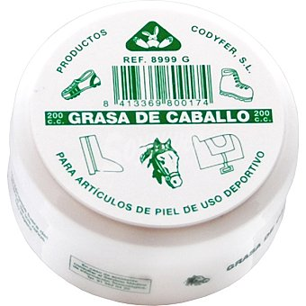 CODYFER Grasa de caballo Lata 200 ml