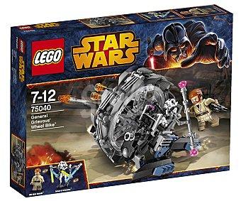 LEGO Juego de Construcción Stars Wars, General Grievous Wheel Bike, Modelo 75040 1u