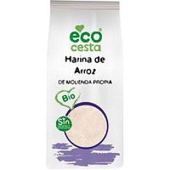 Ecocesta Harina de arroz Bio Bolsa 500 g