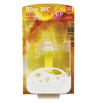 DIA Block wc líquido aroma limón colgador + recambio 1 ud