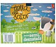 Leche semidesnatada Pack 6 u x 1 l Tierra de Sabor