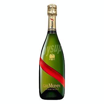 G.H.Mumm Champange brut cordon rouge Botella 75 cl
