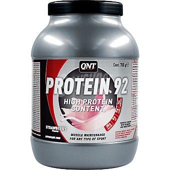 QNT Protein 92 Sabor fresa Envase 750 g