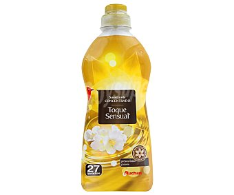 Auchan Suavizante concentrado Toque Sensual 27 Dosis