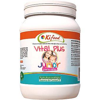 KIFOOD Concentrado natural de Energia Vital Plus Junior para niña bote 1 kg Bote 1 kg