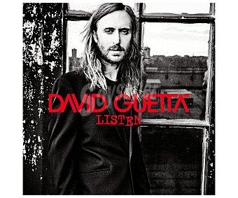 MÚSICA ELECTRÓNICA David Guetta: Listen