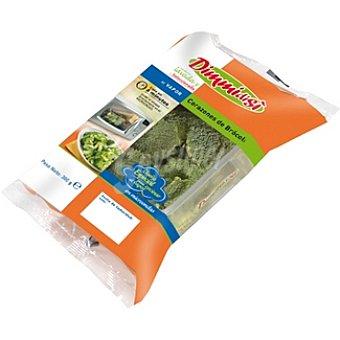 Dimmidisi Corazones de brócoli listo para hacer al vapor en microondas Bandeja 300 g