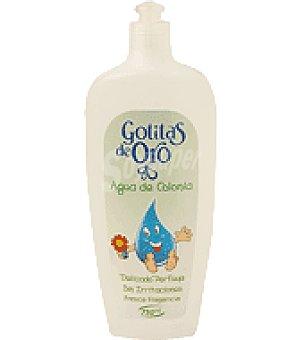 Gotitas de Oro Agua de Colonia Infantil Bote de 750 ml