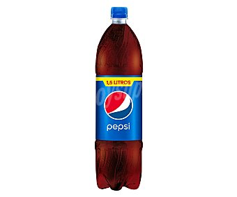 Pepsi Refresco de Cola 1,5L