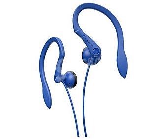 PIONEER SE-E511-L Auricular deportivo con cable, color azul