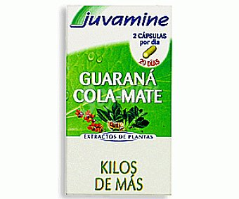 Juvamine Guaraná Cola Mate 40c