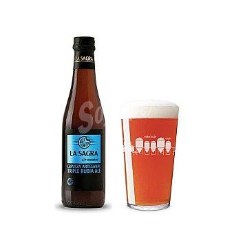 La Sagra Cerveza artesana Suxinsu Triple Rubia Ale Botella 33 cl