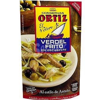 Conservas Ortiz Verdel frito en escabeche Lata 230 g