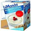Crema de yogur con cereal Caja 6 unid Bimanan