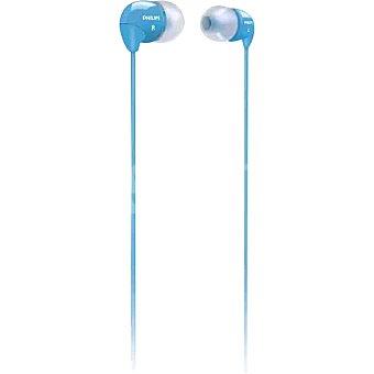 Philips SHE3590BL/10 auriculares de botón intrauditivos en color azul 1 Unidad