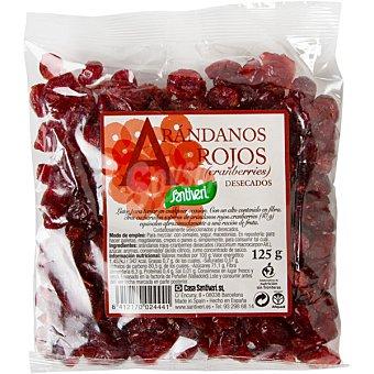 Santiveri Arándanos rojos desecados 125 g