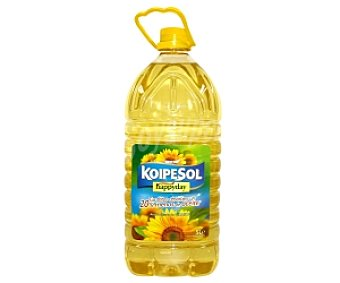 HAPPYDAY de KOIPESOL Aceite de Girasol 5 Litros