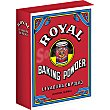 Levadura Baking Powder en polvo  Caja 4 sobres x 16 g   Royal