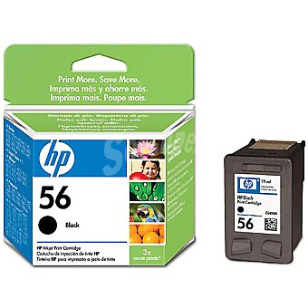 HP Nº56 cartucho color negro