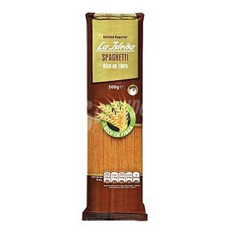 La Isleña Spaguetti con fibra 500 g