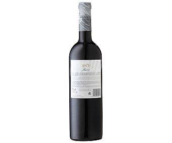 BACH Vino tinto merlot con denominación de origen Penedès botella de 75 centilitros