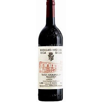 VALBUENA 5 Vino tinto reserva cosecha .O. Ribera del Duero botella 75 cl 2005 D
