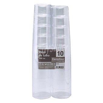 Nupik Vasos tubo 300cl Transparente Tubo 300cl