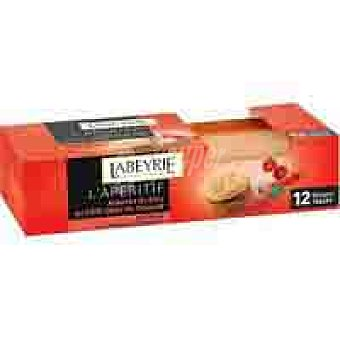 Labeyrie Bloc foie pato con cerezas 75g