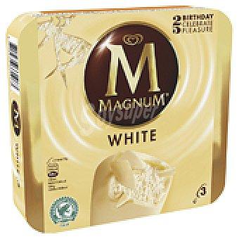 Frigo Magnum Helado Blanco 3 UNI