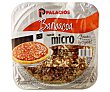 Mini pizza barbacoa 225 g Palacios