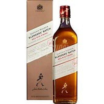 Johnnie Walker Whisky Red Rye Botella 70 cl