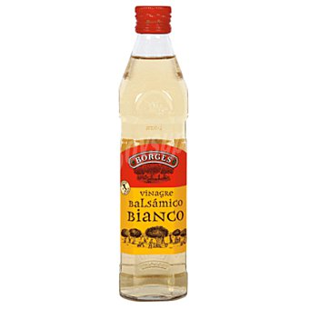 Borges Vinagre balsamico bianco Botella 50 cl